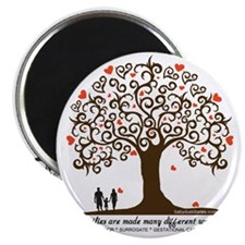 Infertility Family Tree Magnet