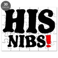 HIS NIBS! Puzzle