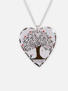 Infertility Family Tree Necklace