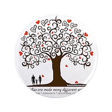 "Infertility Family Tree 3.5"" Button"