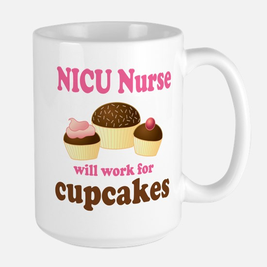Funny Nicu Nurse Mugs