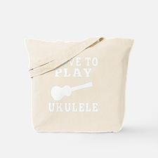 Ukulele designs Tote Bag