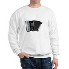 I Play Accordion Sweatshirt