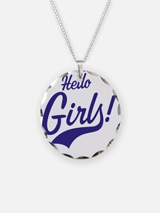 Hello Girls! Necklace