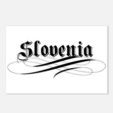 Slovenia Gothic Postcards (Package of 8)