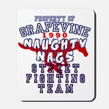 Grapevine 1990 Naughty Nags Mousepad
