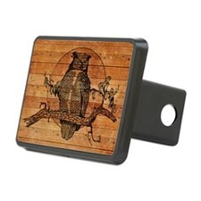 Great Horned Owl Hitch Cover