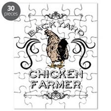 Backyard Chicken Farmer Puzzle