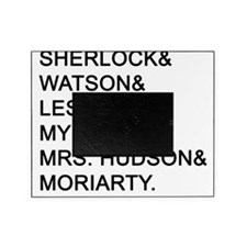 Sherlock Names Picture Frame