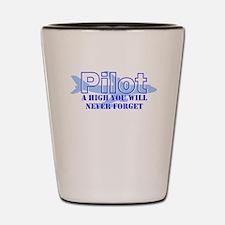 Pilot Shot Glass