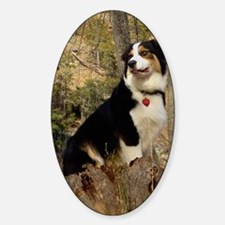 Grendel the Aussiepup Decal