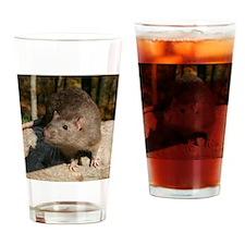 Hershey Drinking Glass
