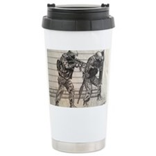 Police Tactics Travel Coffee Mug