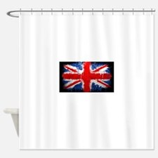 British Union Jack Abstract by Jennifer Keefe Show