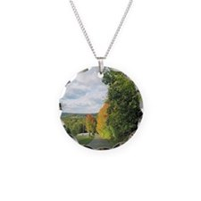 Autumn in Amish Country Necklace