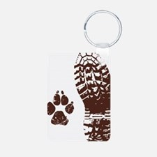 Boot n Paw Keychains
