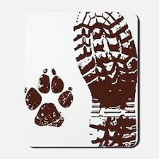 Boot n Paw Mousepad