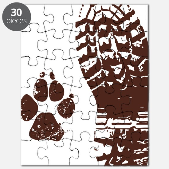 Boot n Paw Puzzle