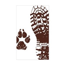 Boot n Paw Decal