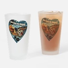 life loves the passionate Drinking Glass