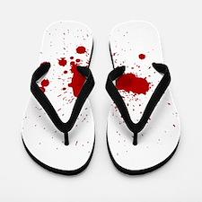 Blood Flip Flops