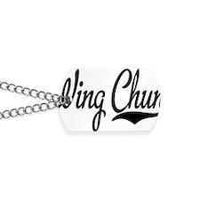 wing chun Dog Tags