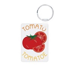 Tomato Keychains