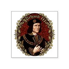 "Richard III Square Sticker 3"" x 3"""