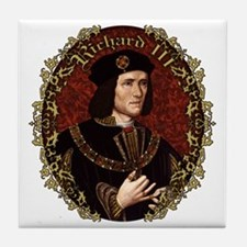 Richard III Tile Coaster
