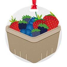 Mixed Berries Ornament