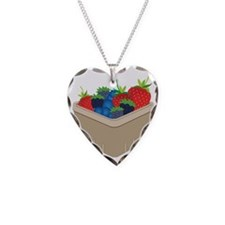 Mixed Berries Necklace