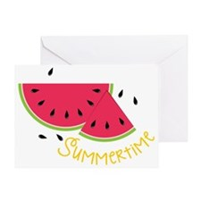Summertime Greeting Card