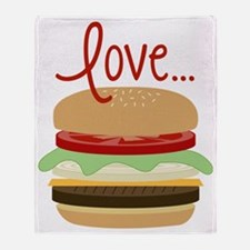 love... Throw Blanket