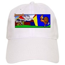Java Cat - Carnie Folk Baseball Cap
