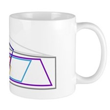 Venn Quadrilaterals Mug