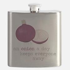 Keep Away Flask
