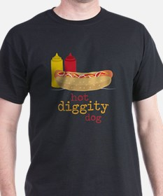Hot Diggity T-Shirt