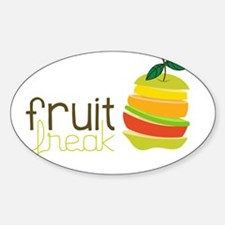 Fruit Freak Decal