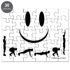Yes, burpees again Puzzle