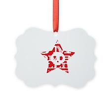 Zombie Killing Ornament