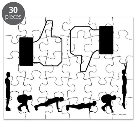 Burpee Love or Hate Puzzle