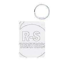 R-S Theatrics logo outline Keychains