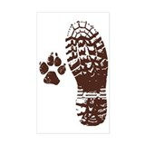 Paw prints Single