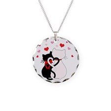 Love Cats Necklace