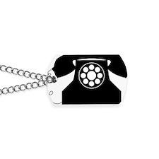 Telephone Dog Tags