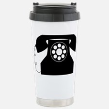 Telephone Stainless Steel Travel Mug