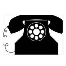 Telephone Postcards (Package of 8)