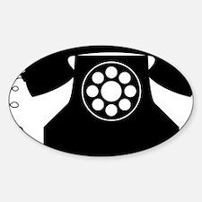 Telephone Decal