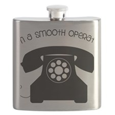 I'm a Smooth Operator Flask