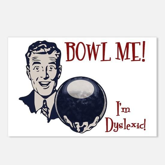 bowl-me-3-LTT Postcards (Package of 8)